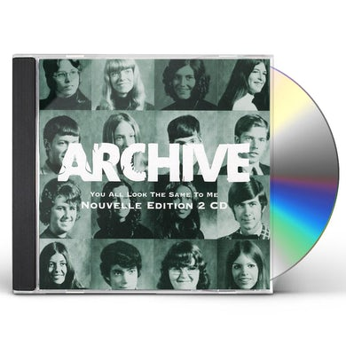 Archive YOU ALL LOOK THE SAME CD