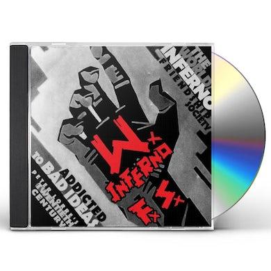 World ADDICTED TO BAD IDEAS CD