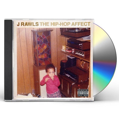 J Rawls HIP-HOP AFFECT CD