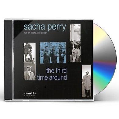 Sacha Perry THIRD TIME AROUND CD