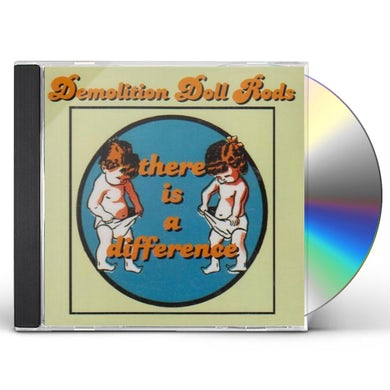 THERE IS A DIFFERENCE CD