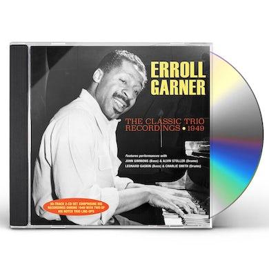 GARNER ERROLL The Classic Trio Recordings 1949 CD