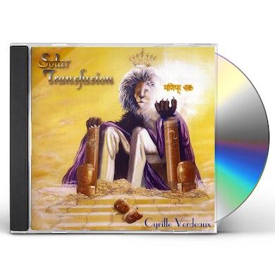 Cyrille Verdeaux SOLAR TRANSFUSION CD