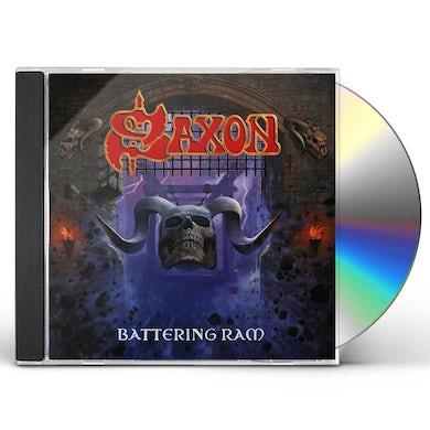 Saxon BATTERING RAM CD