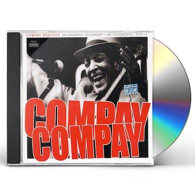 Compay Segundo COMPAY COMPAY CD