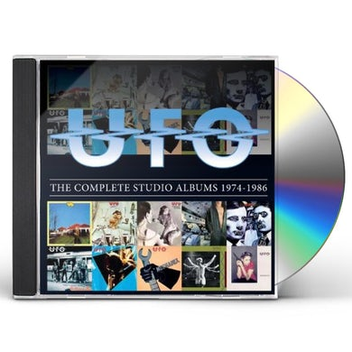 Ufo COMPLETE STUDIO ALBUM COLLECTION 1975-1986 CD