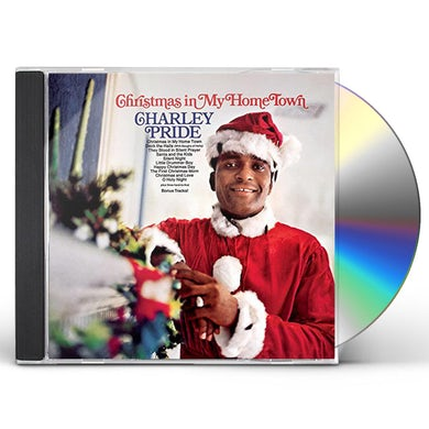 Charley Pride CHRISTMAS IN MY HOME TOWN CD