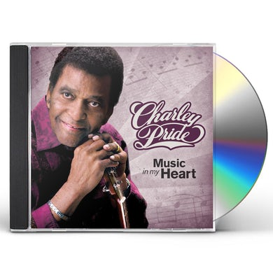 Charley Pride MUSIC IN MY HEART CD