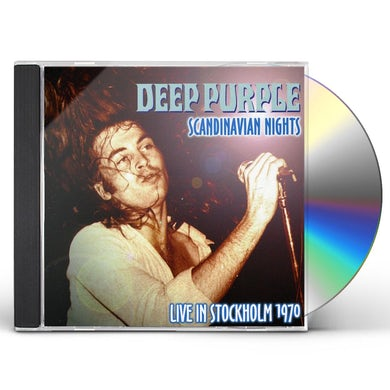 Deep Purple SCANDINAVIAN NIGHTS CD
