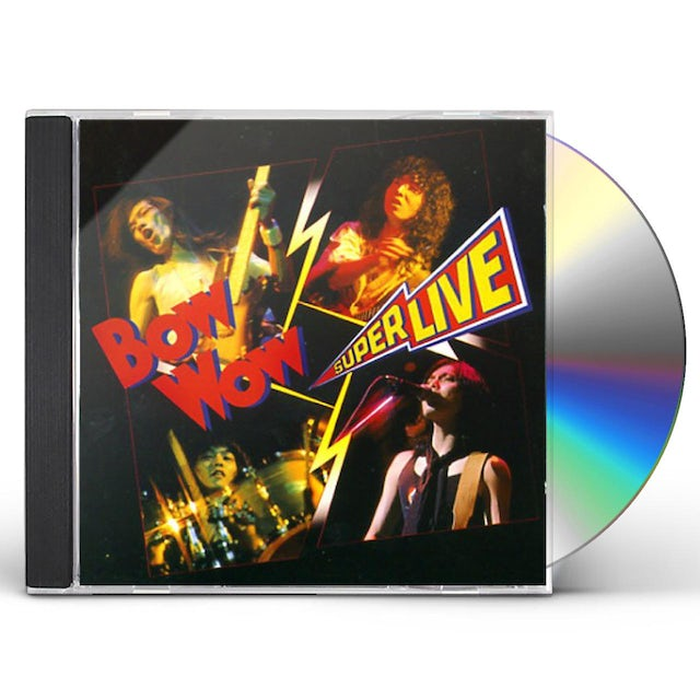 Bow Wow SUPER LIVE CD