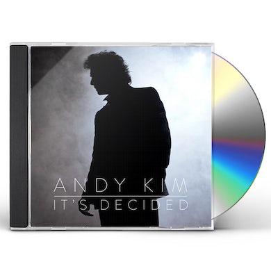 Andy Kim IT'S DECIDED CD