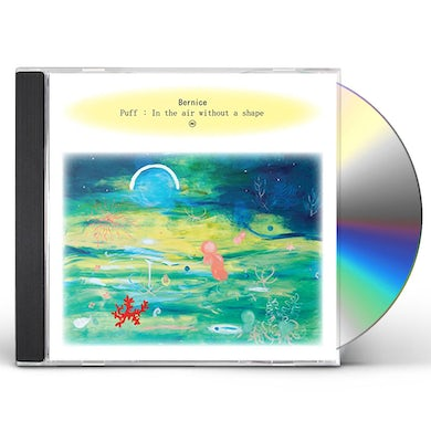 Bernice PUFF: IN THE AIR WITHOUT A SHAPE CD