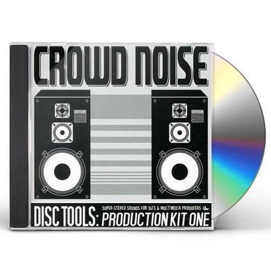 Disc Tools Series CROWD NOISE CD