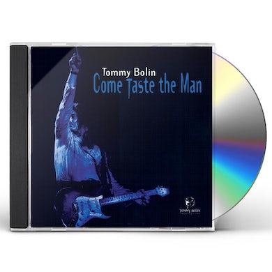 Tommy Bolin COME TASTE THE MAN (MOD) CD