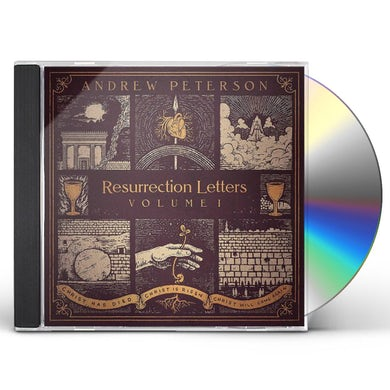 Andrew Peterson RESURRECTION LETTERS 1 CD