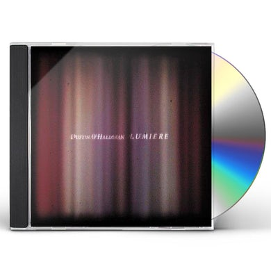 DUSTIN O'HALLORAN LUMIERE CD