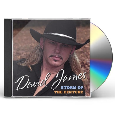 David James STORM OF THE CENTURY CD