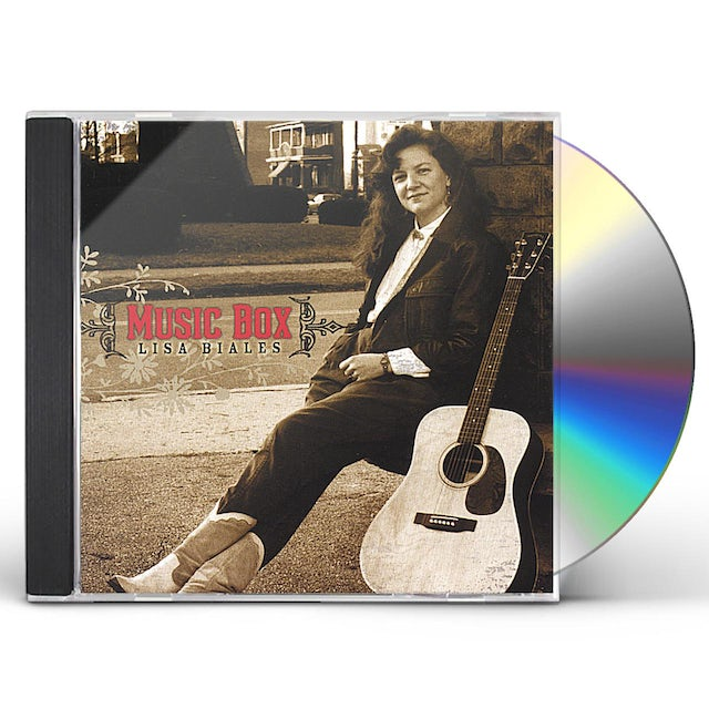 Lisa Biales MUSIC BOX CD