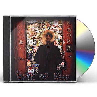monk EPIC OF SELF CD