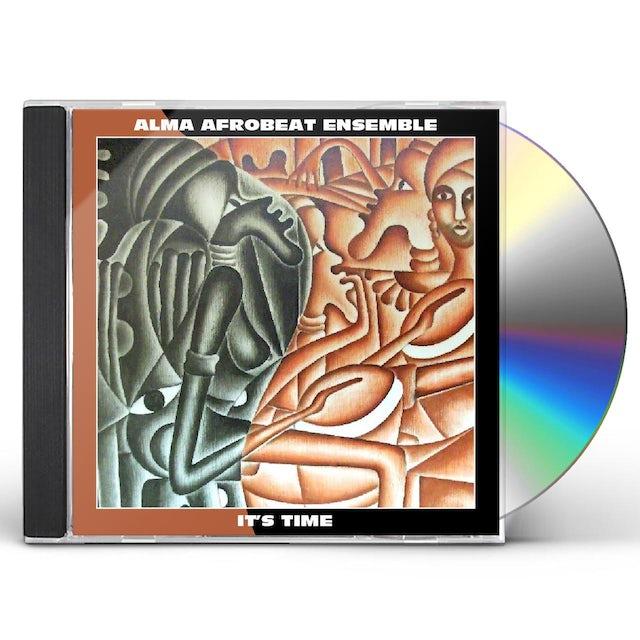 ALMA AFROBEAT ENSEMBLE IT'S TIME CD