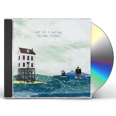 Art Of Fighting  SECOND STOREY CD