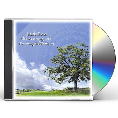 Jack Lee MORNING & EVENING MEDITATIONS CD