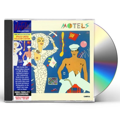 Motels CAREFUL CD