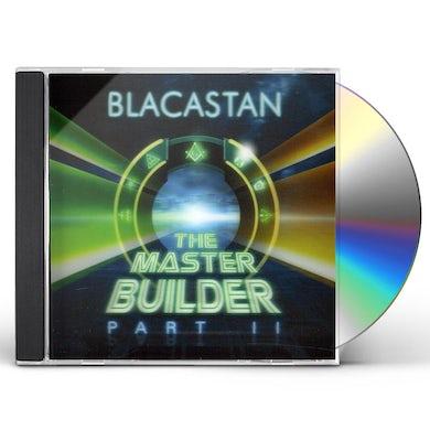 Blacastan MASTER BUILDER PART II CD