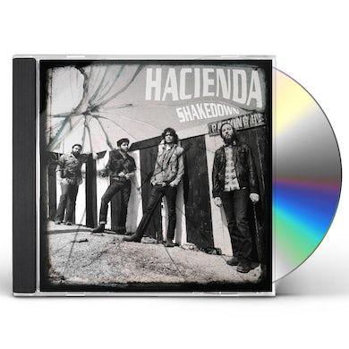 Hacienda SHAKEDOWN CD
