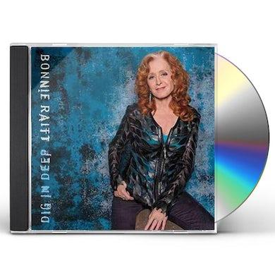 Bonnie Raitt  DIG IN DEEP CD