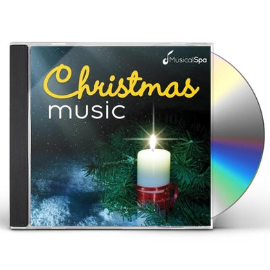 Musical Spa CHRISTMAS MUSIC CD