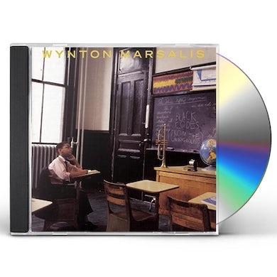 Wynton Marsalis BLACK CODES (FROM THE UNDERGROUND) CD