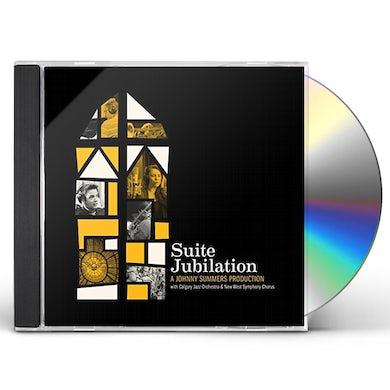 Johnny Summers SUITE JUBILATION CD
