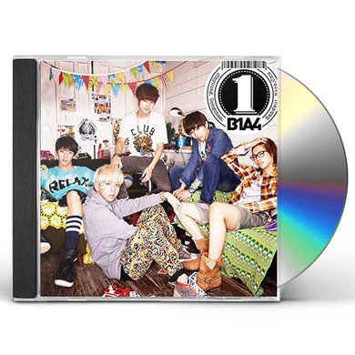 B1A4 1 (JAPANESE STUDIO ALBUM) CD
