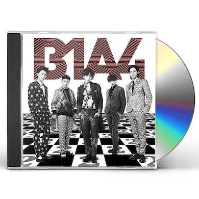 B1A4 2 (JAPANESE STUDIO ALBUM) CD