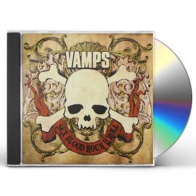 The Vamps SEX BLOOD ROCK N' ROLL CD