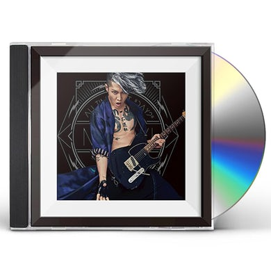 MIYAVI ALL TIME BEST DAY 2 CD