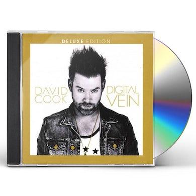 David Cook Digital Vein (Deluxe Edition) CD