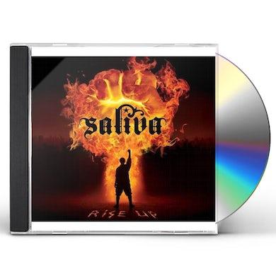 Saliva RISE UP CD