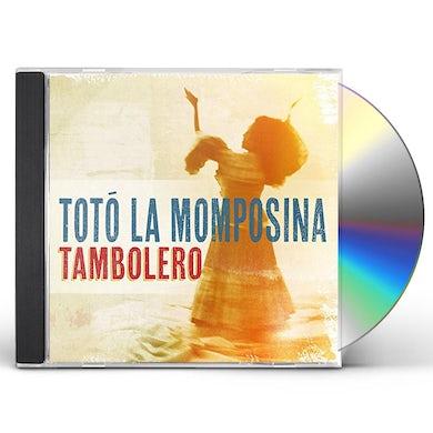 Toto La Momposina TAMBOLERO CD