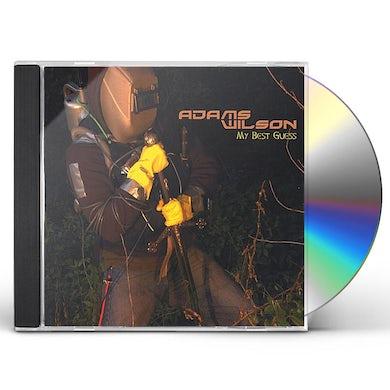 Adams Wilson MY BEST GUESS CD