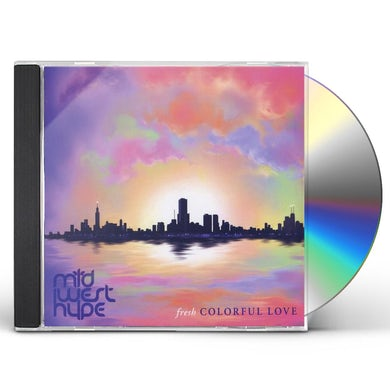 Midwest Hype FRESH COLORFUL LOVE CD