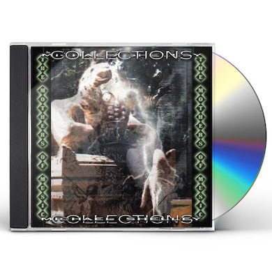 Michael Shelley COLLECTIONS (THE MOTHERS OF MUSIC) CD