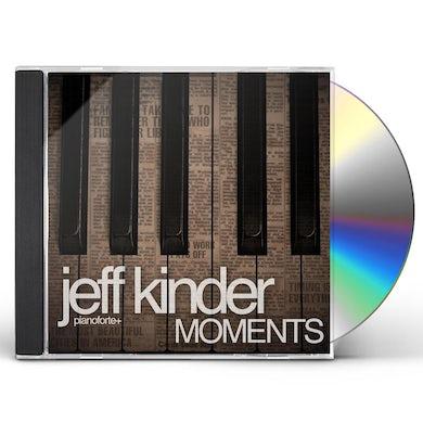 Jeff Kinder MOMENTS CD