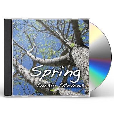 Susie Stevens SPRING CD