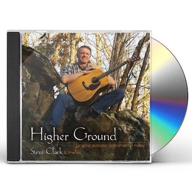 Steven Clark HIGHER GROUND CD