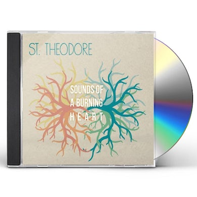St. Theodore SOUNDS OF A BURNING HEART CD
