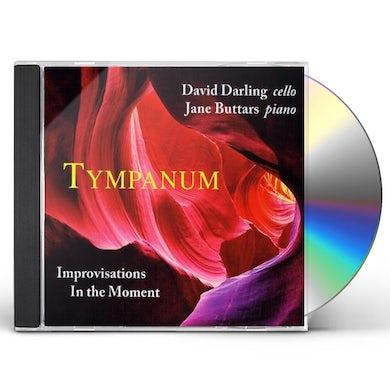 David Darling TYMPANUM CD