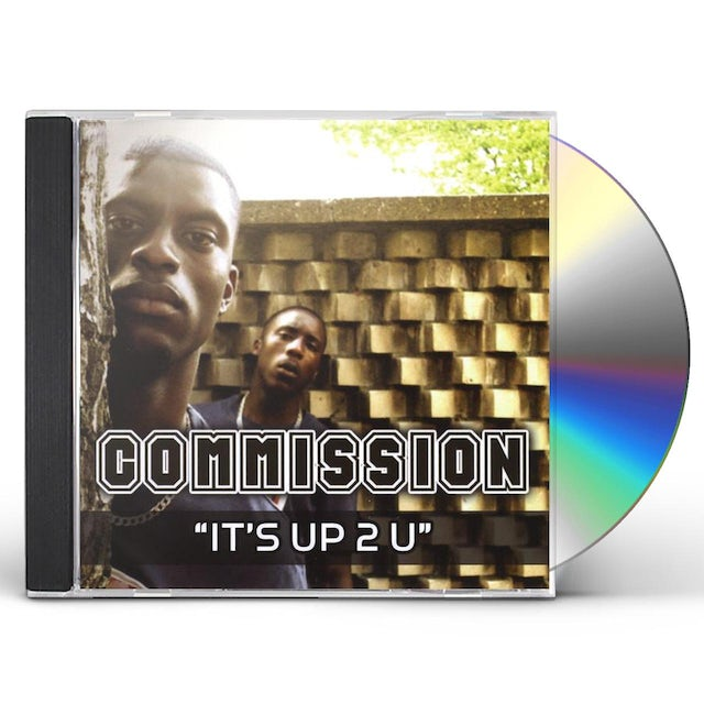 Commission IT'S UP TO U CD
