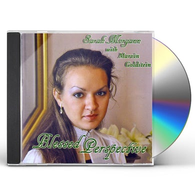 Sarah Morgann BLESSED PERSPECTIVE CD